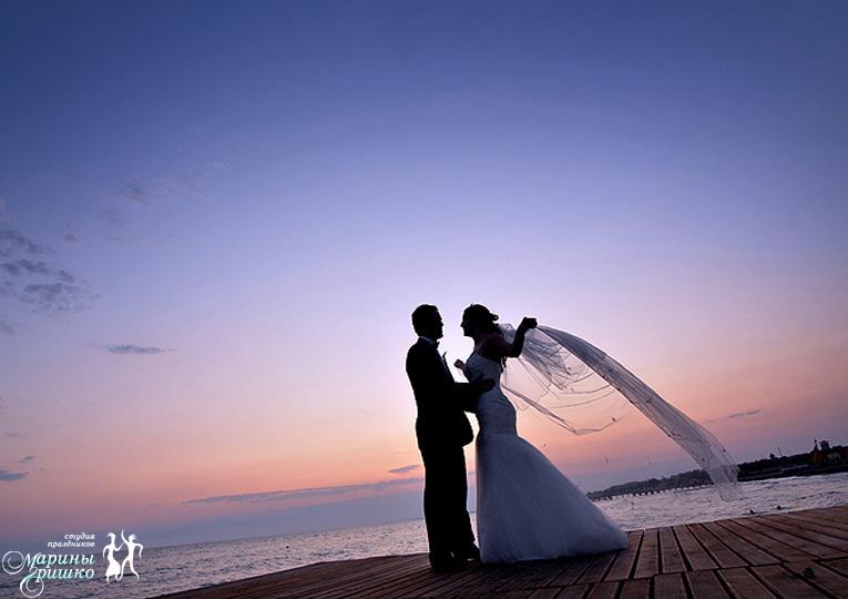 Нестандартная свадьба в Турции